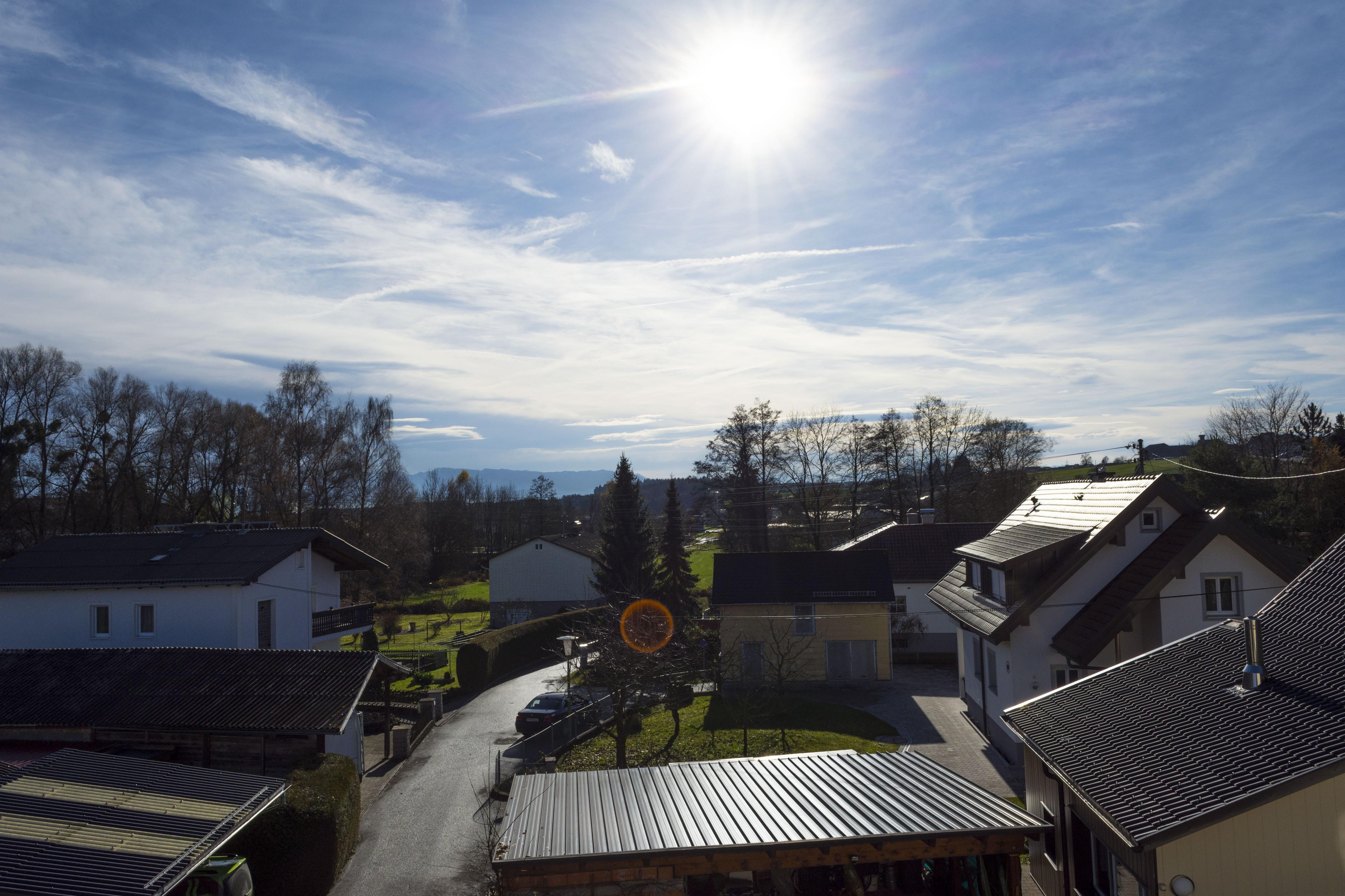 Aussicht Terrasse