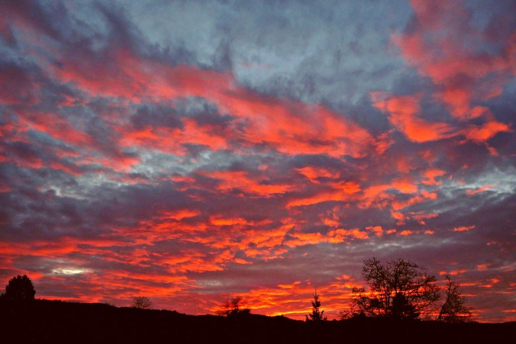 Sonnenuntergang Zi#106